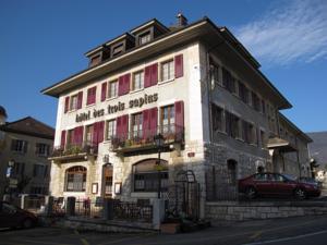 Hôtel des Trois Sapins