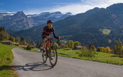 Tour des Alpes vaudoises vélo